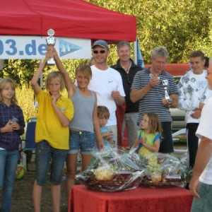 Clubmeisterschaft, Am Acker - Aug. 2009